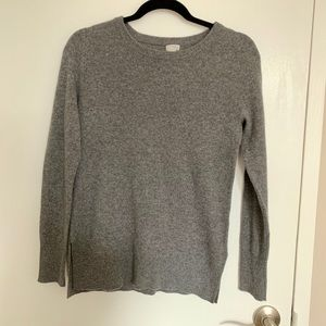Used - Halagen Crewneck Cashmere Sweater - XS